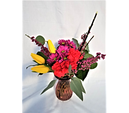 Spring Love in New Ulm MN, A to Zinnia Florals & Gifts