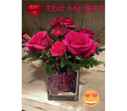 Text Me in Hilton Head Island SC, Flowers by Sue, Inc.