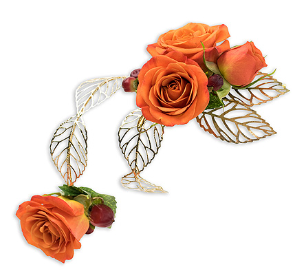Tangerine arm band in sand springs ok cobles flowers view larger tangerine arm band in sand springs ok cobles flowers mightylinksfo Choice Image