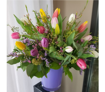 Happy Spring Day in Naperville IL, Naperville Florist