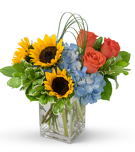 Fun in the Sun in Spartanburg SC, A-Arrangement Florist