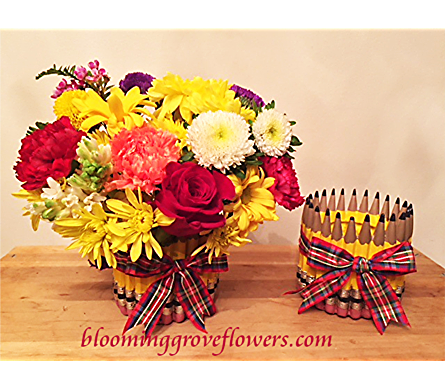 BGF8016 in Buffalo Grove IL, Blooming Grove Flowers & Gifts