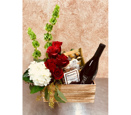 Sweetheart Box in Rockwall TX, Lakeside Florist