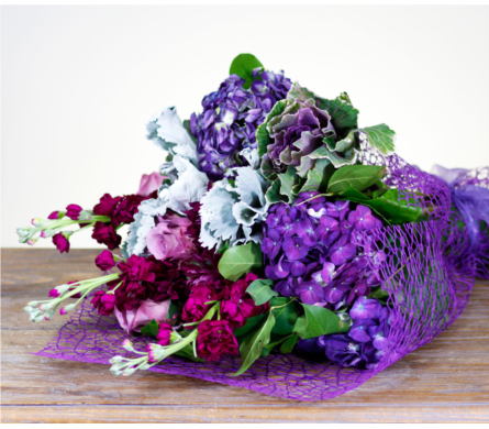 Purple Dreams  in Merrick NY, Feldis Florists