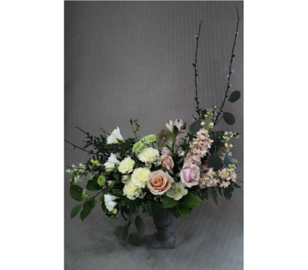 Spring Elegance Arrangement  in Salmon Arm BC, Wildwood Flower Emporium