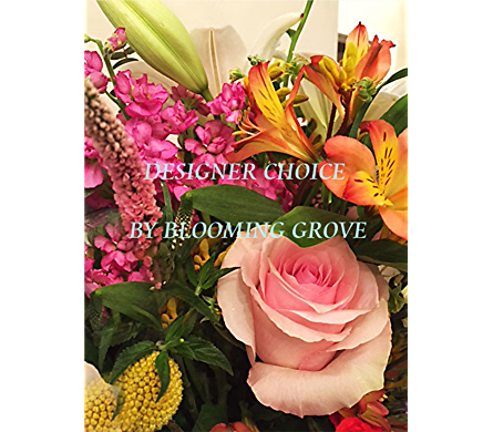 BGFDC5499 in Buffalo Grove IL, Blooming Grove Flowers & Gifts
