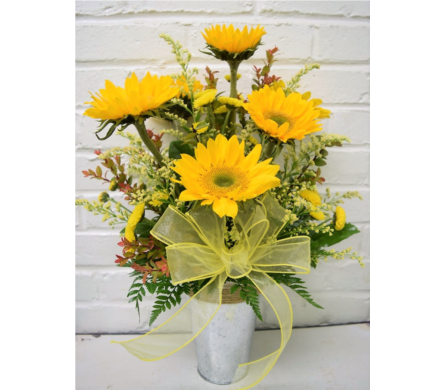 Sunshine Pail in Springfield MO, House of Flowers Inc.
