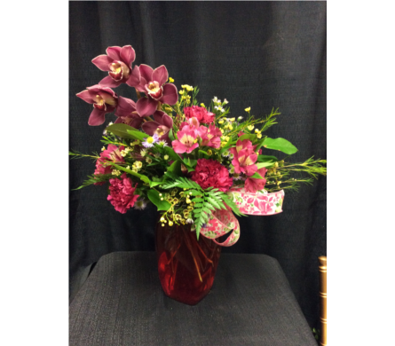 Orchid Fun in Dawson Creek BC, Flowers By Charene