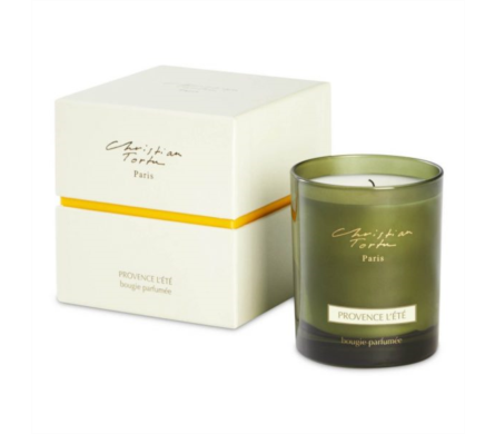 Christian Tortu Candle Provence l'e´te´  in Little Rock AR, Tipton & Hurst, Inc.