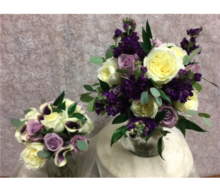 Bridal Bouquet<br>(as shown on right) in Southampton&nbsp;PA, Domenic Graziano Flowers