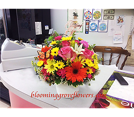 BGF2866 in Buffalo Grove IL, Blooming Grove Flowers & Gifts