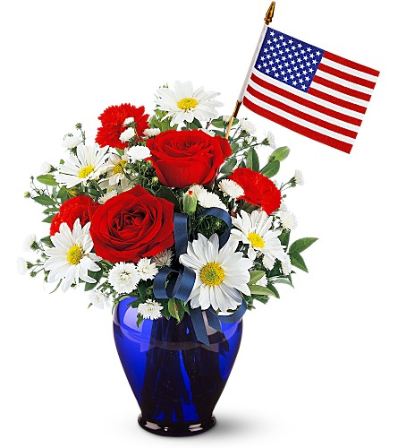 Spirit of America in Plano TX, Plano Florist