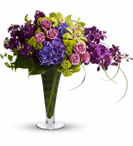 Your Majesty in Thornhill ON, Wisteria Floral Design