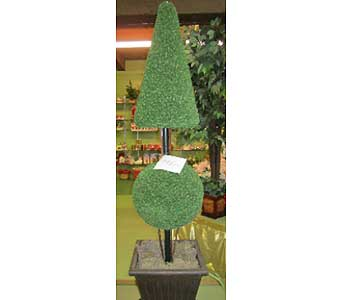 Ornamental Topiary in San Antonio TX, Best Wholesale Christmas Co