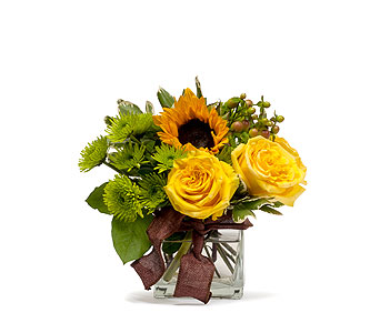 Golden Woodland in East Syracuse NY, Whistlestop Florist Inc