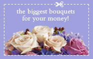 Send flowers to Rantoul, IL with A House Of Flowers, your local Rantoulflorist
