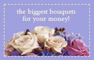 Send flowers to Pickering, ON with Violet Bloom's Fresh Flowers, your local Pickeringflorist