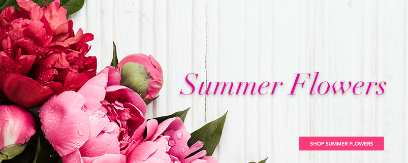 Send Summer Flowers to Hamilton, ON with Wear's Flowers & Garden Centre, your florists