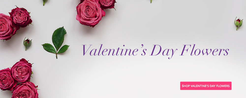 Send Valentine's Day Flowers to Wiarton, ON with Wiarton Bluebird Flowers, your local florists
