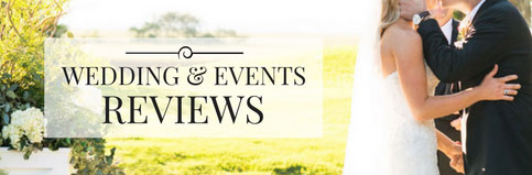 Wedding & Events Reviews