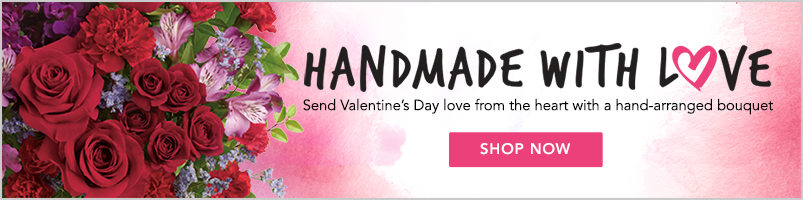 Send Valentine�s Day flowers to Honolulu, HI with Patty's Floral Designs, Inc., your local florists