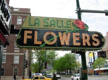 About La Salle Flowers Chicago Il Florist