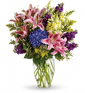 Love Everlasting Bouquet in Ellicott City MD, The Flower Basket, Ltd