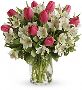 Spring Romance Bouquet in Chattanooga TN, Chattanooga Florist 877-698-3303