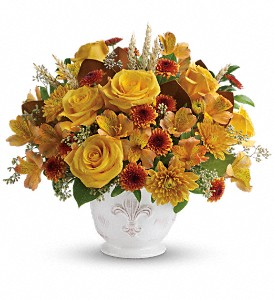 Teleflora's Country Splendor Bouquet in Concord CA, Jory's Flowers
