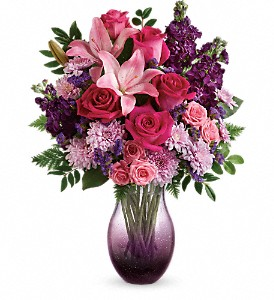 Teleflora's All Eyes On You Bouquet in Tampa FL, A Special Rose Florist