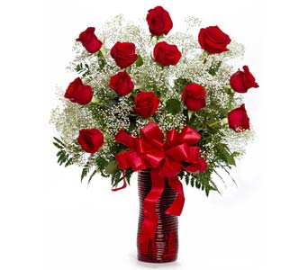 Classic One Dozen Red Roses in McLean VA, MyFlorist