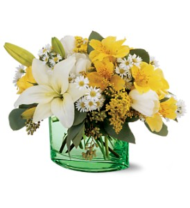 Teleflora's Irish Garden Bouquet in Butte MT, Wilhelm Flower Shoppe