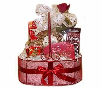 Chocolate Lover's Basket in Raritan NJ, Angelone's Florist - 800-723-5078