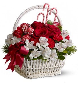 Sweet Celebration Basket in Calgary AB, All Flowers and Gifts