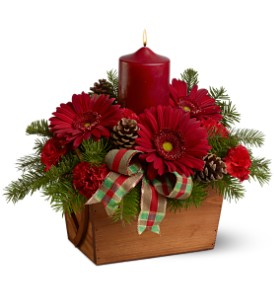 Home for the Holidays in Kanata ON, Talisman Flowers