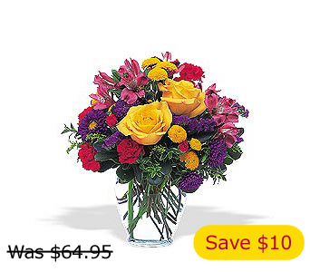 Brighten Your Day, flowershopping.com