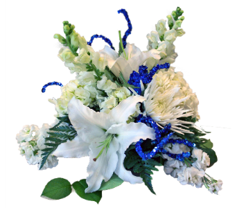 Blue Spirit in Indianapolis IN, McNamara Florist
