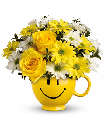 Be Happy® Bouquet in McLean VA, MyFlorist