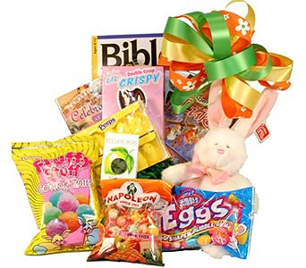 Christian Easter Basket for ages 12 and up in Birmingham AL, Norton's Florist