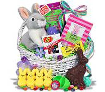 Traditional Easter Basket for Two in Birmingham AL, Norton's Florist