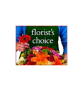 Florist's Choice Bouquet in Macon GA, Lawrence Mayer Florist