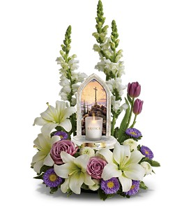 Thomas Kinkade's Easter Joy Bouquet - Deluxe in Portland OR, Portland Florist Shop