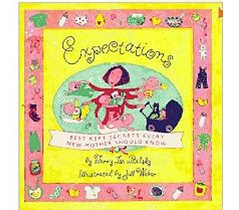 Expectations Mini Hardcover Book in Birmingham AL, Norton's Florist