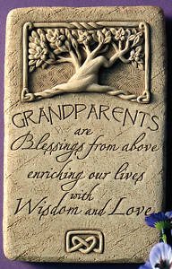 Grandparents Plaque Carruth in Perrysburg & Toledo OH  OH, Ken's Flower Shops
