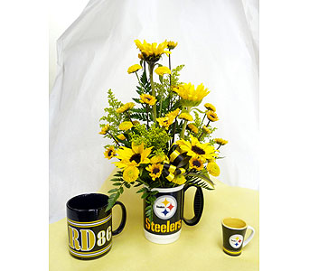 Pittsburgh Steelers Mug in Pittsburgh PA, Harolds Flower Shop