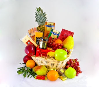 Fruit and Gourmet Baskets in Ogden UT, Jimmy's Flowers