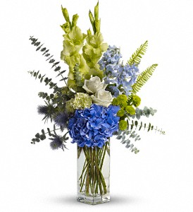 On Cloud Nine Bouquet by Teleflora in Jonesboro AR, Posey Peddler