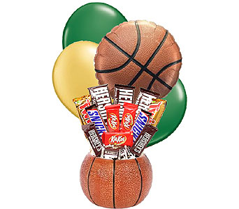 UAB Basketball Chocolate Bouquet in Birmingham AL, Norton's Florist
