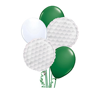 Golfer's Balloon Bouquet in Birmingham AL, Norton's Florist