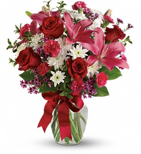 For My Sweetheart in Bay City MI, Keit's Flowers